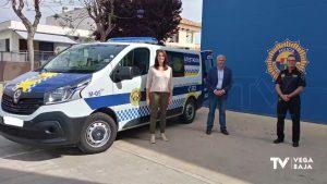 La Policía Local de Pilar de la Horadada amplía su parque móvil con un nuevo furgón de atestados