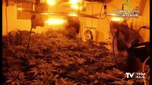 La Guardia Civil desarticula un punto de venta de drogas a menores en Rojales