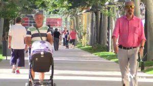 Orihuela amplía la peatonalización de sus calles hasta septiembre