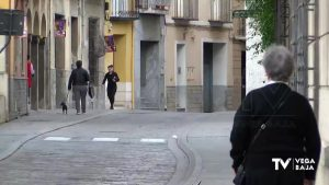 La ampliación de calles peatonales en Orihuela genera malestar entre comerciantes y vecinos