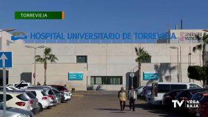 La UCI del Hospital de Torrevieja, libre de pacientes COVID 19