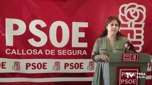 El PSOE de Callosa critica la decisión del gobierno de convocar los plenos cada dos meses