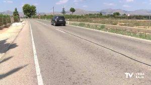 Diputación invertirá más de 200.000 E para mejora de la CV-871,entre Orihuela,Callosa y Granja
