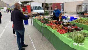 Se amplían los sectores en algunos mercados de Orihuela