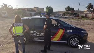 La Policía Nacional detiene en Orihuela a un fugitivo buscado por la justicia portuguesa