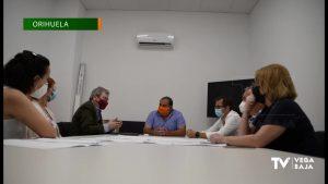 Orihuela pide a la GV soluciones para las inundaciones del entorno del monte de San Miguel