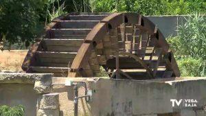Orihuela invierte para recuperar y poner en valor las históricas norias gemelas de Desamparados