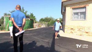 El Ayuntamiento de Almoradí invierte 300.000 euros en reparar casi una veintena de viales