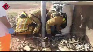 Un fallecido en un accidente ocurrido en Los Montesinos