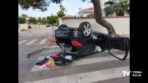 La policía de Orihuela advierte sobre las distracciones al volante