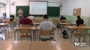 Las pruebas PAU 2020 finalizan para los estudiantes de la comarca