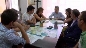 La Generalitat actuará en la CV-95 para evitar más inundaciones a su paso por Bigastro