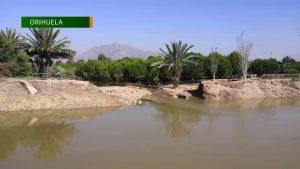 La CHS repara el cauce del Canal de Hurchillo