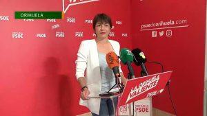 El PSOE de Orihuela solicita en pleno las ayudas para jóvenes y emprendedores