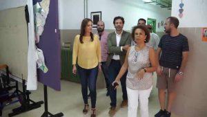 El PP pide a la Generalitat una partida presupuestaria para los colegios dañados por la DANA
