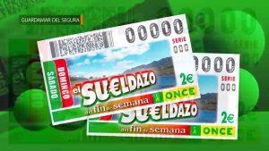 La ONCE deja 340.000 euros en Guardamar