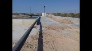 Pilar de la Horadada pide a la CHS la paralización de las obras en el canal del trasvase Tajo-Segura