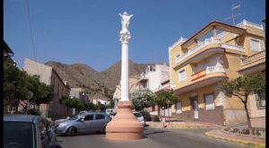 Callosa rehabilita el monumento del Sagrado Corazón en su 70 aniversario