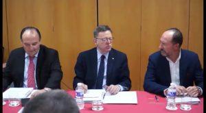 Fran Maciá muestra su apoyo a la candidatura de Ximo Puig a la Secretaria General de los socialistas