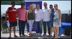 El Club de Fútbol Racing La Murada presenta nueva equipación