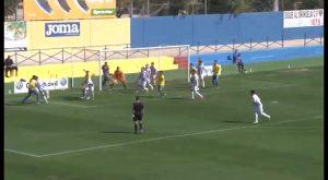 El Crevillente derrota al Orihuela C.F. en un partido sin fútbol