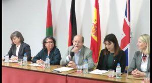 Los residentes europeos en Pinar de Campoverde protagonistas de las V Jornadas Interculturales