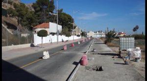 La CV-900 a su paso por Callosa de Segura dejará de ser una carretera peligrosa para el vecindari