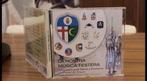 Las fiestas de Moros y Cristianos de Guardamar hacen historia con la publicación de un CD