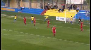 El Orihuela CF se mantiene en lo alto de la tabla tras su victoria frente al Villarreal C