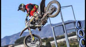 David Braceras suma un nuevo título de campeón de motocross
