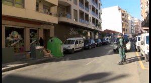 Gran operación de la Guardia Civil en el centro de Torrevieja