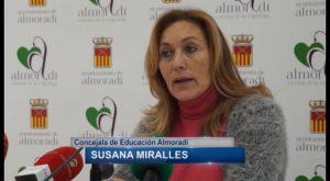 Almoradí celebra su primer acto desde que entrara a formar parte de la Red de Ciudades Educadoras