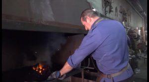 La familia Rocamora, 200 años forjando metales en Catral
