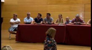 Los funcionarios de Torrevieja continuarán con las protestas durante la próxima semana