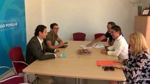 Ciudadanos dice NO a la moción de censura del PP en Torrevieja