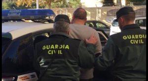 La Guardia Civil detiene en San Fulgencio a un hombre que utilizaba seis identidades falsas
