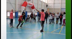 500 personas participan en las I Jornadas de Deporte Adaptado en Pilar de la Horadada