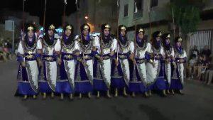 Las entradas mora y cristiana ponen fin a las fiestas de Almoradí