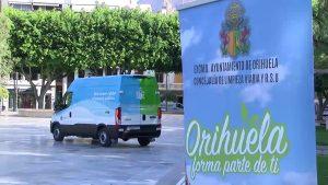 Nuevas adquisiciones para los empleados de Limpieza Viaria en Orihuela