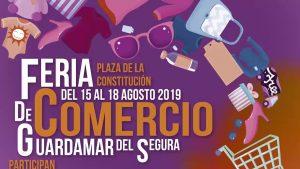 La feria de Comercio de Guardamar cambia su modelo introduciendo mini ferias de gastronomía