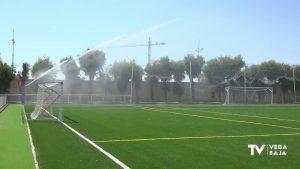 """El campo de fútbol """"La Alameda"""" de Dolores obtiene el sello FIFA QUALITY"""