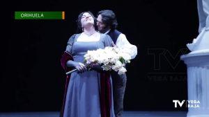 """""""Tosca"""" cierra este miércoles el Ciclo de Ópera en Orihuela Costa"""
