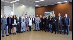 La Generalitat muestra su apoyo a impulsar una plataforma logística en la Vega Baja