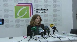 Cambiemos Orihuela muestra su preocupación por las personas sin hogar ante la ola de frío