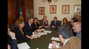 El nuevo equipo de gobierno de Amoradí empieza a ponerse en marcha