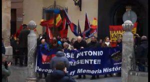 La falange reabre la polémica defendiendo la Cruz de los Caídos de Callosa