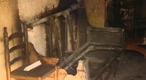 Fallece una mujer en el incendio de una vivienda en Callosa de Segura