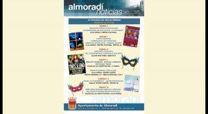 Almoradí presenta su programación cultural para febrero