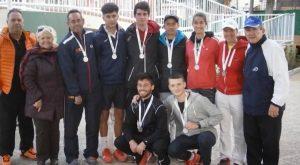 El Club de Tenis Torrevieja cosecha buenos resultados en el campeonato de la Comunidad