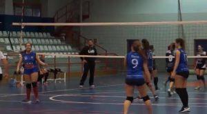 Buenas sensaciones para el voleibol femenino de la Vega Baja